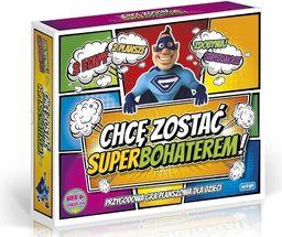 Artyk Gra planszowa Chcę zostać Superbohaterem