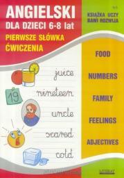 Angielski dla dzieci 6-8 lat. Pierwsze słówka z.06