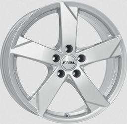 Rial KODIAK Silver 6x15 5x114.3 ET46