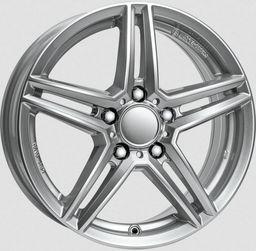 Rial M10X Silver 7x16 5x112 ET48