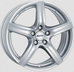 Alutec GRIP Silver 5.5x15 4x100 ET40
