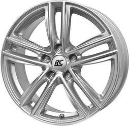 RC-Design RC27 Silver 7x17 5x100 ET51