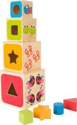 SFD Kubeczki drewniane - wieża ABC