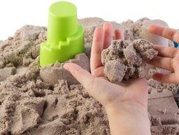 Nefere Piasek kinetyczny 5kg z piaskownicą
