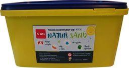 Nefere Piasek kinetyczny 5  kg NaturSand - polski piasek