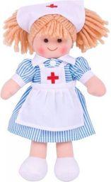 BigJigs Lalka szmaciana - pielęgniarka (BJD011)