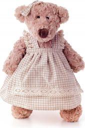 Lumpin Przytulanka miś Pani Lumpinka w sukni