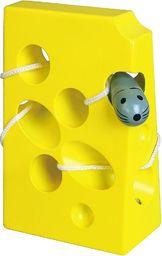 Viga Przeplatanka labirynt - żółty serek dla myszki