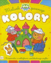 Aksjomat Maluch poznaje - Kolory
