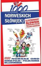 1000 norweskich słów(ek). Ilustrowany słownik w.2015