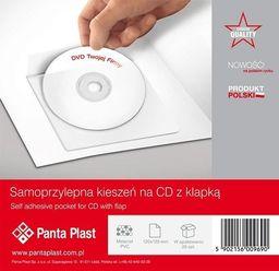 Panta Plast Kieszeń samoprzylepna na CD
