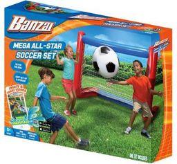 Banzai Mega All-Star zestaw do gry w piłkę nożną BANZAI