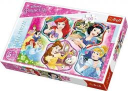 Trefl Puzzle Magia Księżniczek Disney