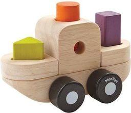 Plan Toys Sorter w kształcie statku