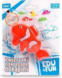 Artyk Zwierzaki nakręcane do kąpieli Edu&Fun