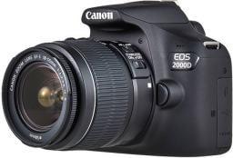 Lustrzanka Canon EOS 2000D + obiektyw EF-S 18-55 IS II (2728C003AA)