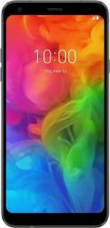 Smartfon LG Q7 32 GB Dual SIM Czarny  (Q610E)