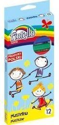 Fiorello Plastelina 12 kolorów FIORELLO