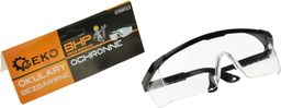 Geko okulary ochronne bezbarwne (G90022)