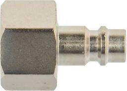 """GEKO Szybkozłączka pneumatyczna 1/2"""" typ męski gw. wewnętrzny (700)/"""