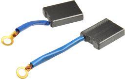Geko Szczotka węglowa 5,5 x 15 x 19mm kabelek/szlifierki 230mm (G85306)
