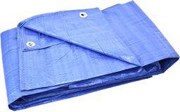 Plandeka GEKO Plandeka 3x3m lekka/niebieska +/-5%(30)