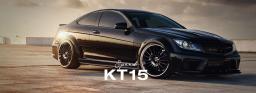 Keskin KT15 Black Horn Polished 8.5x19 5x112 ET45
