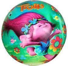Artyk Piłka miękka Fancy Toys Trolls  (25472)