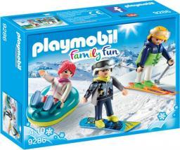 Playmobil Sporty zimowe (9286)