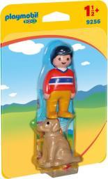 Playmobil Mężczyzna z psem (9256)