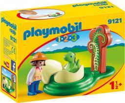 Playmobil Mały dinozaur w jajku (9121)