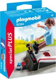 Playmobil Skater z rampą (9094)