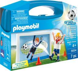 Playmobil Skrzyneczka Bramka piłkarska (5654)