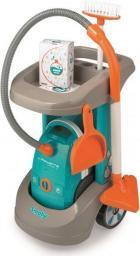 Smoby Wózek do sprzątania z odkurzaczem Rowenta (330306)