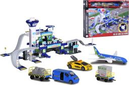 Majorette Creatix Lotnisko + 5 pojazdów