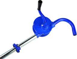 GEKO Pompa do oleju 3cz.ręczna,na korbę/3,1kg/niebieska/(6)