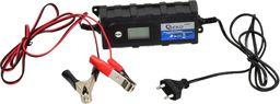 Geko Prostownik-ładowarna elektroniczna 6/12V 1,2-120Ah 4,0A LCD (10)