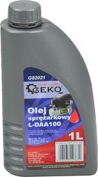 GEKO Olej sprężarkowy L-DAA100 GEKO 1L(12)