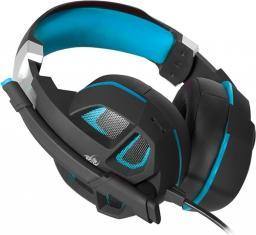 Słuchawki Tracer GAMEZONE Striker 2.0 USB czarno-niebieskie