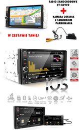 Radio samochodowe Vordon Zestaw radio Vordon HT-869V2 ( micro)  + CP2IN1