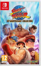 Gra Street Fighter 30th Anniversary Collection (NSwitch)