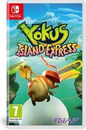 Gra Yoku's Island Express (NSwitch)