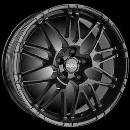 Oxigin OX14 Oxrock Black 8.5x19 5x130 ET45