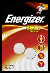 Energizer Bateria CR2032 2szt.