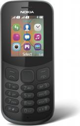 Telefon komórkowy Nokia 130 DS 2017 czarna (A00028510)