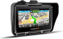 """Nawigacja GPS SmartGPS Nawigacja GPS motocyklowa  SmartGPS SG43 4,3"""" Europa i Polska"""