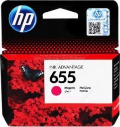 HP tusz CZ111AE nr 655 (magenta)