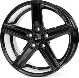 Oxigin OX18 Black 10.5x21 5x120 ET40