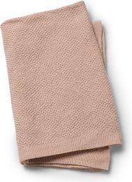 Elodie Details Elodie Details - Moss-Knitted Blanket - Powder Pink