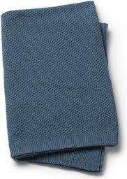 Elodie Details Elodie Details - Moss-Knitted Blanket - Tender Blue